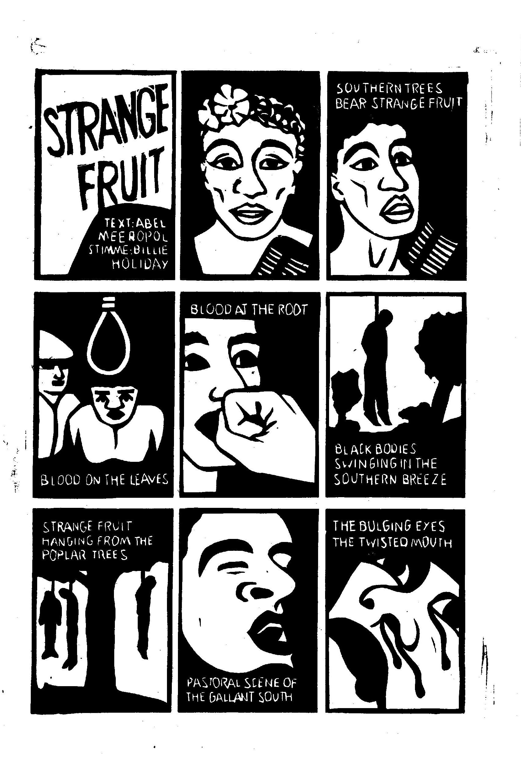 Strange Fruit 1/2