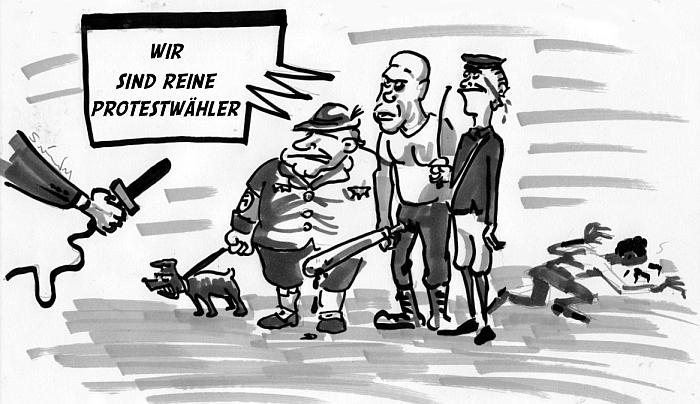 Protestwähler