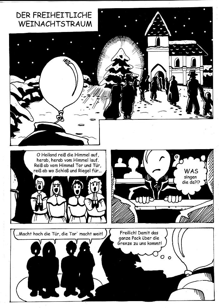 Der CGR-Adventkalender - Türl 22 (1/2)